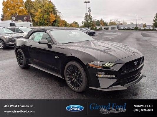 2020 Mustang Gt Convertible 0-60